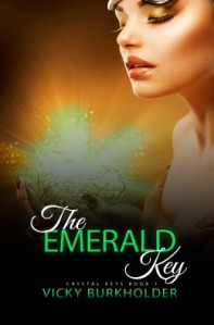The Emeral Key Final cover