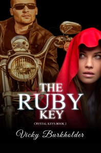 THE RUBY KEY FOR VICKY