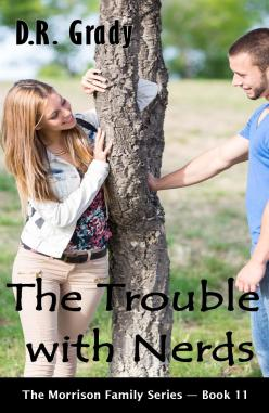 The Trouble With Nerds cover