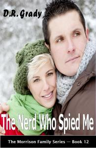 The Nerd Who Spied Me cover